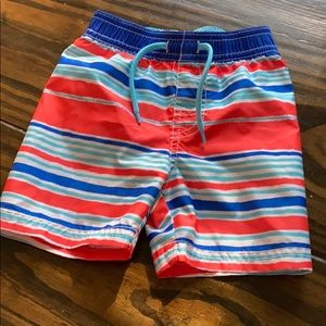 18-24 month old navy boys trunks